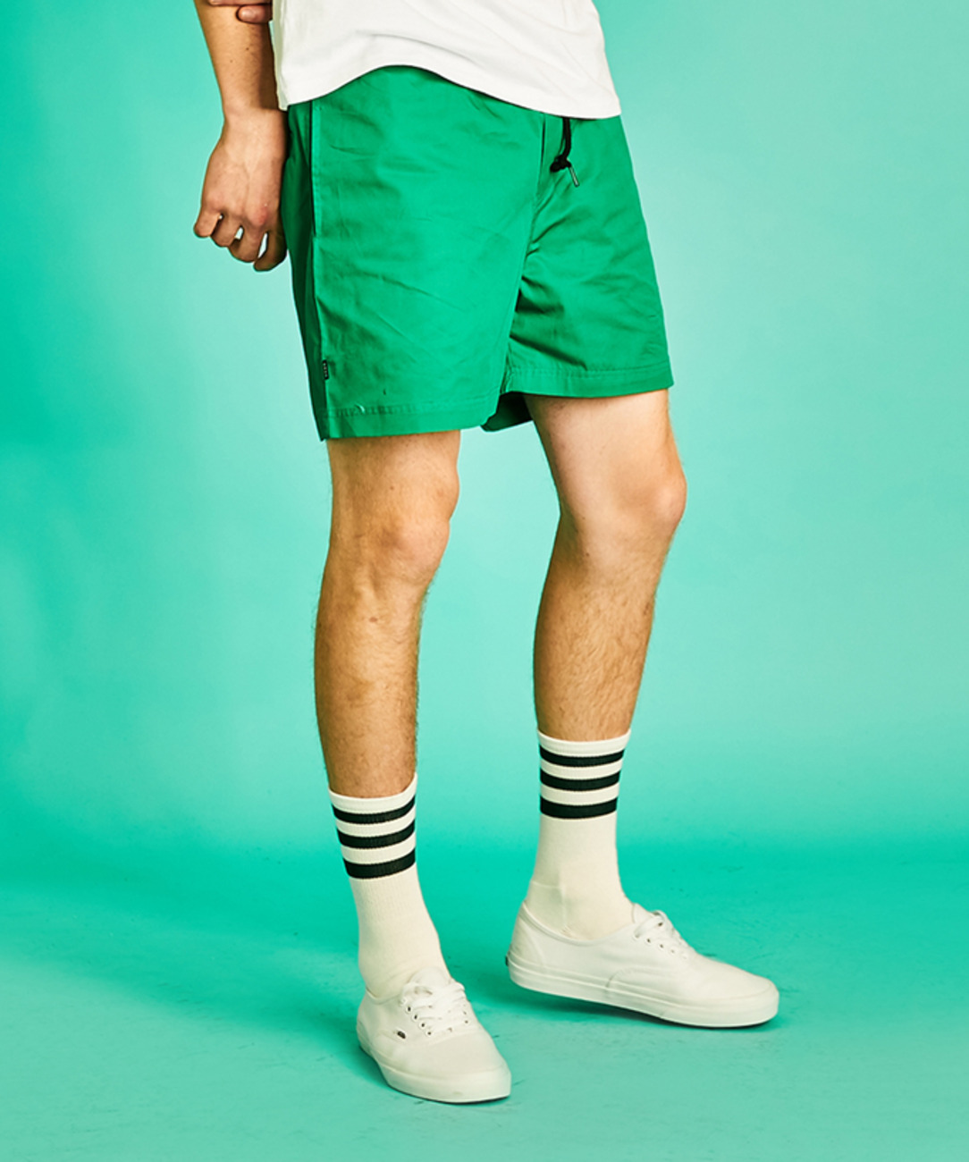 DRUG Shorts (Green)