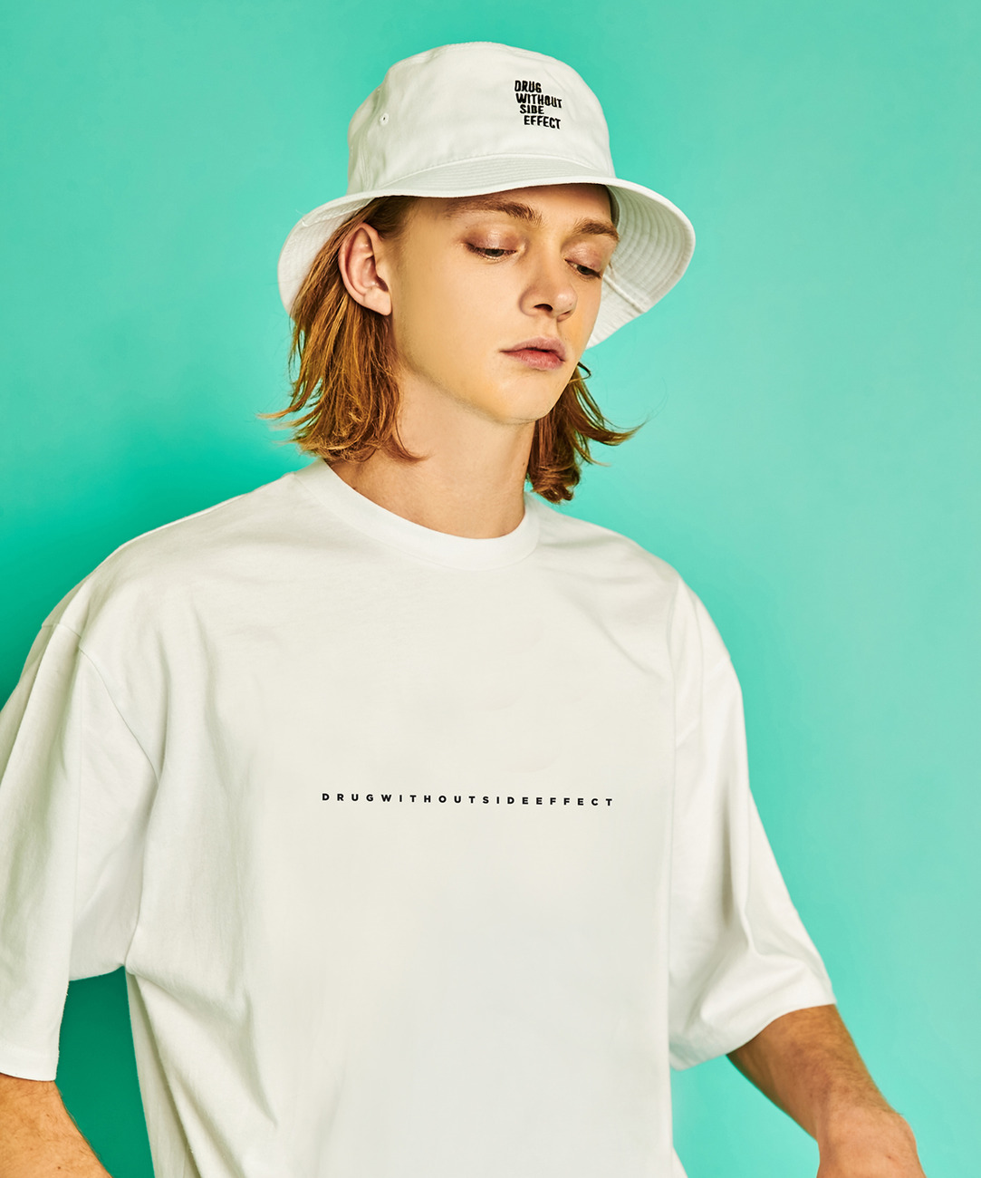 Holiday Oversized Tee(WHITE)