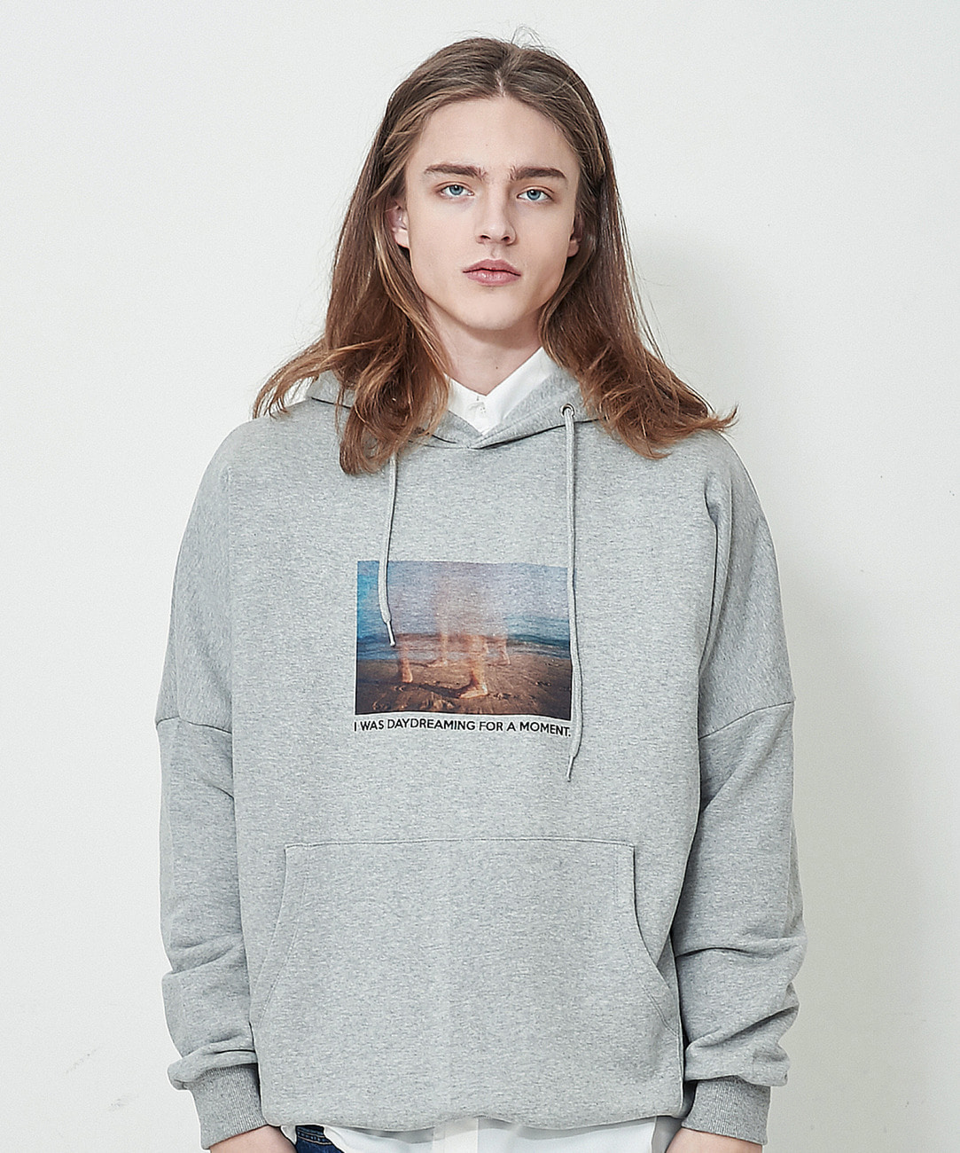 Day Dreaming Hoodie (Gray)