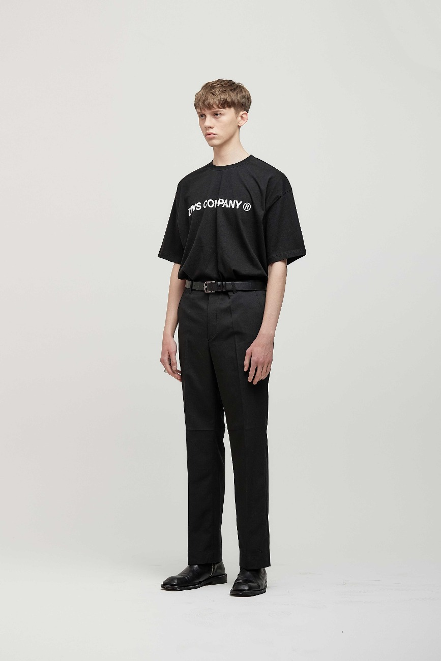 SIGNATURE LOGO T-SHIRTS + SLACKS PANTS